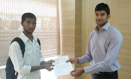 After multiple rounds of interviews Sharda Motors recruited 18 students and Venture Lighting recruited 38 students. Offer letters were issued on the spot ...  sc 1 st  PERI Institute of Technology & PERI Institute of Technology azcodes.com